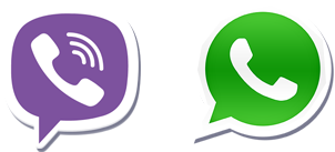 viber/whatsapp